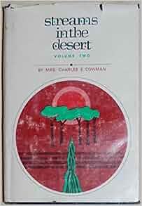 Streams in the desert book