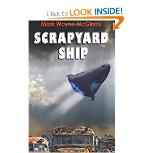 Scrapyard Ship by Mark Wayne McGinnis