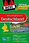 ACSI Campingf�hrer Deutschland 2016 m...