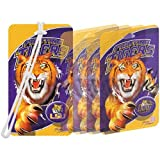 LSU Tigers 3D Luggage Tag