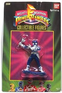 Mighty Morphin Power Rangers Collectible Figure - Blue Ranger