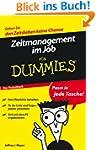 Zeitmanagement im Job für Dummie...
