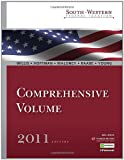 img - for South-Western Federal Taxation 2011: Comprehensive (with H&R Block @ Home Tax Preparation Software CD-ROM, RIA Checkpoint   & CPAexcel   2-Semester Printed Access Card) book / textbook / text book
