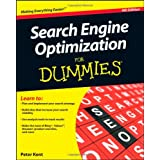 Search Engine Optimization For Dummies (For Dummies (Computers))by Peter Kent