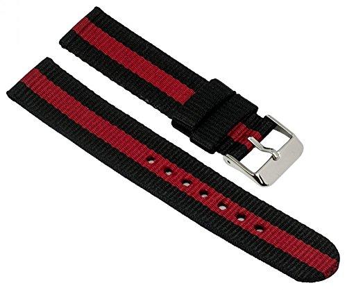 adora-young-line-kollektion-ersatzband-uhrenarmband-textil-band-18mm-schwarz-rot-29066