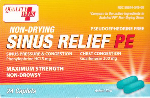 quality-plus-non-drowsy-sinus-relief-pe-phenylephrine-hcl-phcl-5-mg-24-caplets-compare-to-the-active