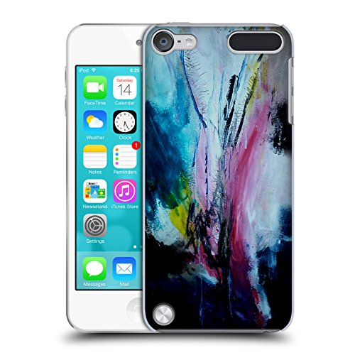 official-magdalena-hristova-blue-abstract-colours-hard-back-case-for-ipod-touch-5th-gen-6th-gen