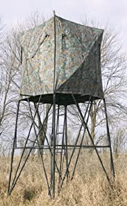 Big Game Treestands The Vertex Quad-Pod Stand by Big Game Treestands