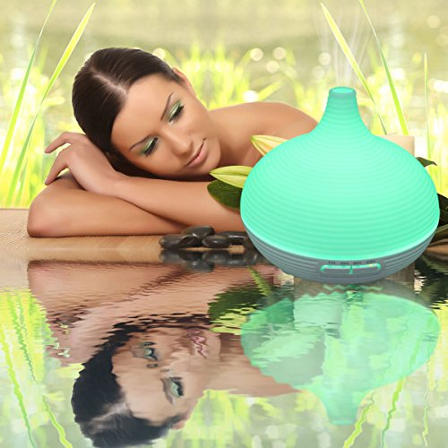 quiet cool mist humidifier for home office massage baby room bedroom