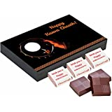 Best Karvachauth Gift In India - 9 Chocolate Gift Box - Unique Gift For Karvachauth