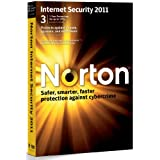 Norton Internet Security 2011, 3 Computers, 1 Year Subscription (PC)by Norton from Symantec