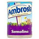 Ambrosia Semolina 6x425g