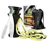 #1 Premium Spiralizer Bundle - Vegetable Spiral Slicer - Perfect For Diets - As Seen On TV!