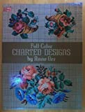 img - for Full-Color Charted Designs - Counted Cross-Stitch/Needlework Designs - Dover Needlework book / textbook / text book