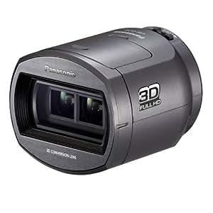 Panasonic VW-CLT2 3D Conversion Lens (Black)