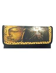 Craftstages Women's Handbags (HB1013) (BLACK)
