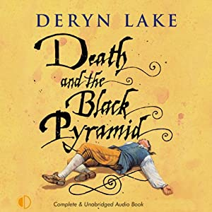 Death and the Black Pyramid Audiobook