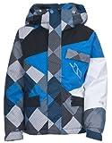 Boys TRESPASS Waterproof Thermal Ski Snow Sports Jacket BLUE AGE 3-4
