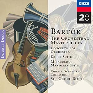 Bartok The Orchestral Masterpieces by Decca (UMO)