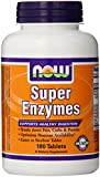 NOW Foods Super Enzymes, 180 Tablets