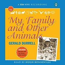 My Family and Other Animals | Livre audio Auteur(s) : Gerald Durrell Narrateur(s) : Hugh Bonneville