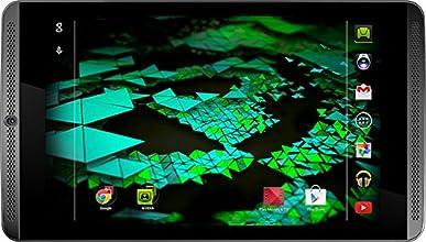 "NVIDIA SHIELD - Tablet de 8"" (WiFi, 16 GB, procesador Tegra K1, lápiz digital integrado), negro"