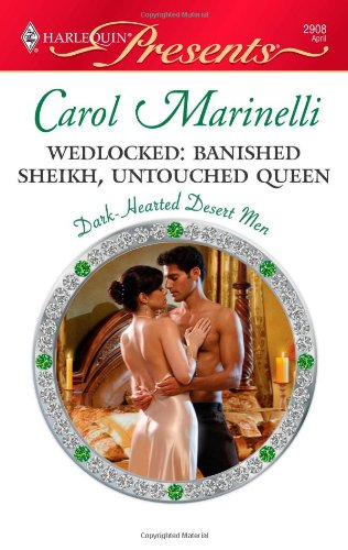 Image of Wedlocked: Banished Sheikh, Untouched Queen