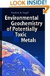 Environmental Geochemistry of Potenti...