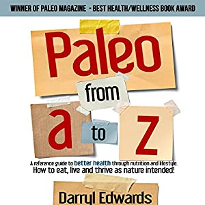 Paleo from A to Z Audiobook