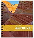 2014-2015 Achieve Student Day Planner August 2014 - July 2015 Academic Agenda Organizer 21st Century Skills Full Color Photography 7 x 8.5 inches 144 pages