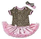 Petitebelle - Body - para bebé niña Rosa rosa L