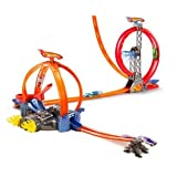 Mattel Hot Wheels Power Loop Stunt Zone ~ Hot Wheels