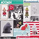カプセル MOOMIN ムーミン フィギュアマスコット 全6種セット