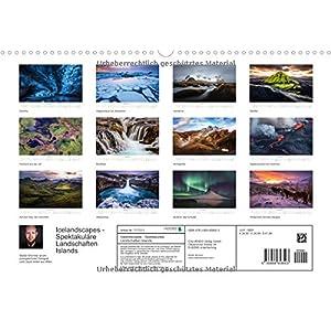 Icelandscapes - Spektakuläre Landschaften Islands (Wandkalender 2016 DIN A3 quer): Kommen