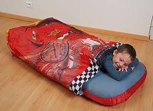 Sac de couchage avec matelas gonflable integre disney - Sac de couchage matelas integre enfant ...