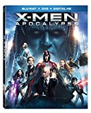 X-Men: Apocalypse [Blu-ray]
