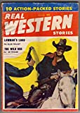 img - for Real Western Stories - August 1958 - Volume 24 Number 2 book / textbook / text book
