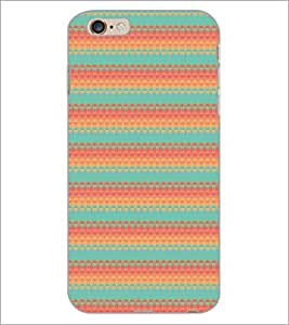 PrintDhaba Mask D-5179 Back Case Cover for APPLE IPHONE 6 (Multi-Coloured)