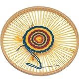 Glückskäfer 540017 Rundwebrahmen, 22 cm (ohne Wolle) von Glückskäfer
