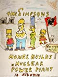 The Simpsons: Homer Builds a Nuclear Power Plant in Albania (The Simpsons parodies Book 2) (English Edition)
