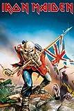 The Trooper - Maxi Affiche - Iron Maiden - 61 cm x 91.5 Cm