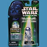 STAR WARS FIGURINE R2D2 HOLOGRAPHIC LEIA