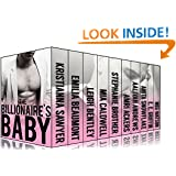 The Billionaire's Baby: Billionaire Romance Mega Bundle