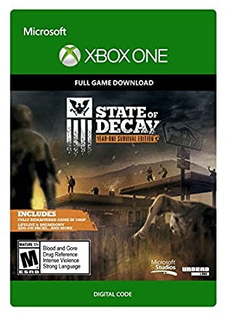 State of Decay: Year-One Survival Edition - Xbox One [Digital Code]