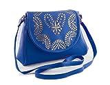 Voaka Women's Blue Sling Bag