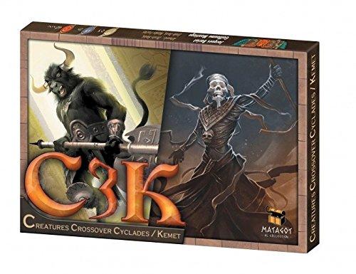 C3K Creatures Crossover Cyclades