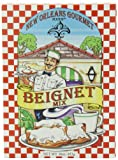 New Orleans Gourmet Foods New Orleans Beignet Mix, 16-Ounce Boxes (Pack of 4)