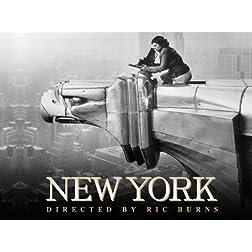American Experience: New York Season 1