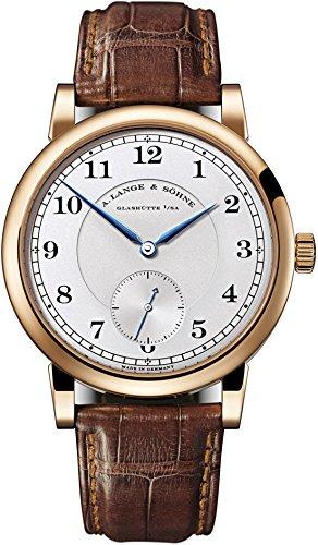A. Lange & Sohne 1815 Manual Wind Men's Rose Gold Mechanical Watch 235.032