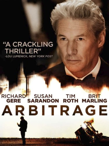 Arbitrage (Theatrical Rental)